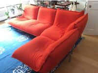 "Ligne Roset ""Cinna"" L Shaped Sectional- Smoke/Pet Free Home, Great Condition-Notting Hill/Bayswater"