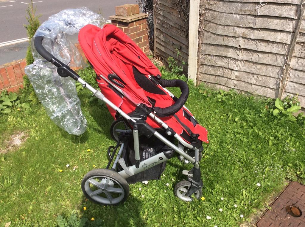 Britax vigour 4+ buggy pushchair.