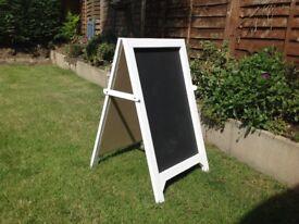 A Board/ Sandwich Board