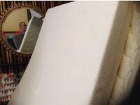 Kingsize memory foam mattress,£65.00