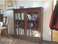 Great bookcase or display cabinet