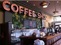 Coffee shop in Finchley Central available to let