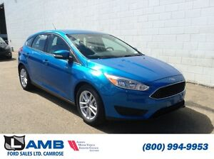 2016 Ford Focus HB 200A SE Automatic SYNC Heated Seats Heated St