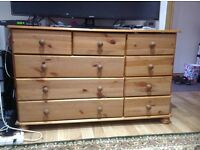 A big chest of drawer in reasonable price