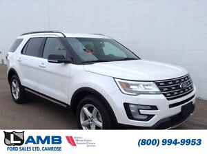 2016 Ford Explorer 4WD XLT 202A Moonroof Navigation