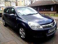 Vauxhall Astra estate. Year 2008. Diesel. Immaculate condition inside & out. Excellent family car.