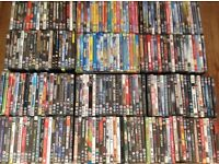 Job lot of DVD and box sets