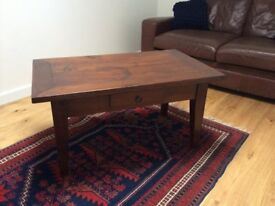 Coffee Table. Lovely condition, solid wood from Laura Ashley