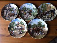 wedgewood plates