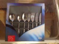 Viners Princess 44 Piece Cutlery Set