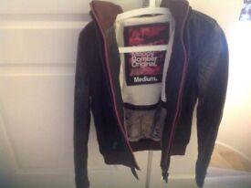 Ladies brand new Superdry bomber jacket