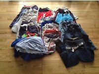 Boys Clothes Bundle- Age 2-3 years