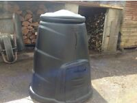 Blackwall 220 litre garden compost converter with easy access hatch (2 available)