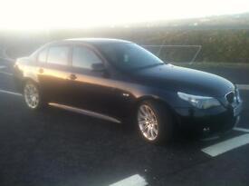2005 BMW 530D MSPORT remapped, turbo diesel auto