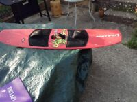 Naish kitesurf board twin tip