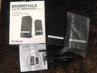 PC World Essentials 2.0 PC Speakers