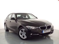BMW 318d Sport new shape black keyless agility control 8995