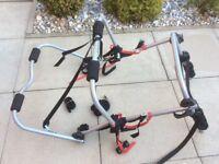 Halfords Rear High-mount 3 cycle rack 45kg