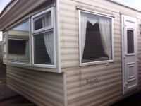 Cosalt Resort FREE UK DELIVERY Double Glazed 35x12 3 bedrooms 2 bathrooms over 150 static caravans