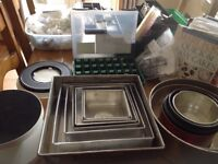 Job lot of Cak Decorating items for sale