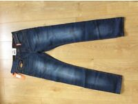 Superdry Mens Skinny Jeans, 32x32, BNWTs, £15