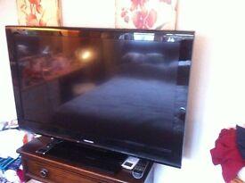 "TOSHIBA TV 40"""
