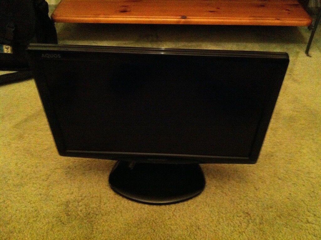 16 inch Sharp TV