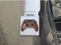Xbox one official custom controller.