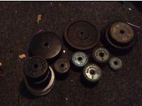 york weights 155KGs