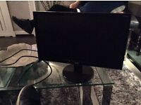 "Acer 19.5"" LCD Monitor version: K202HQL. Excellent condition."