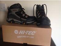 Hi-Tech Walking Boots Size 4