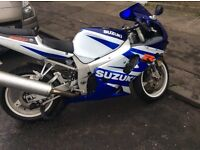 GSXR 750 K2 for sale