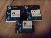 HP28 ink cartridges