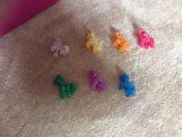 Bundle of glitter my little ponies