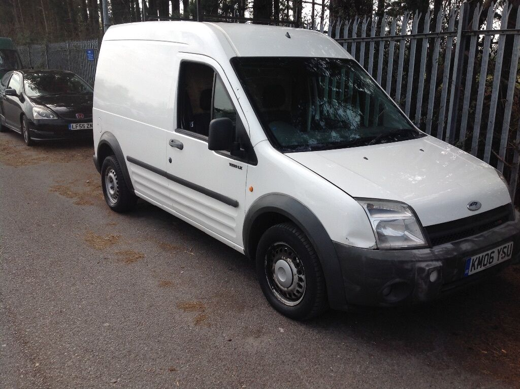2006 ford transit connect small van hiroof in stratford london gumtree. Black Bedroom Furniture Sets. Home Design Ideas