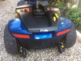 CELEBRITY PRIDE COLT PLUS MOBILITY SCOOTER, in Excellent condition, Delivery possible.