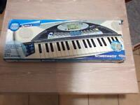 Bontempi system 5 digital keyboard £20