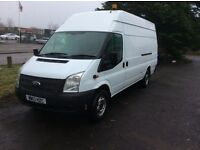 Ford transit 350 125 jumbo 2013 mint condion