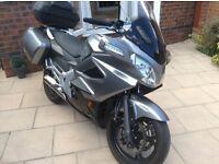 Motorbike CF moto CF 650 TR