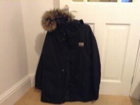 Men's small helly Hanson coat