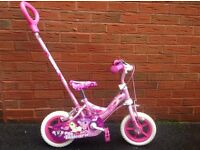 GIrls First Bicycle