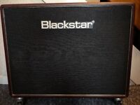 Blackstar Artisan 30 All Valve Hand Wired Guitar Amplifier 2x12 Combo + Cover