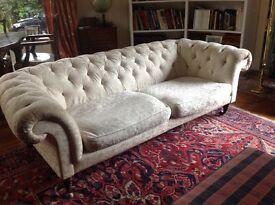 Duresta sofa.