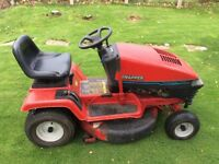 Snapper le1433h ride on lawn mower
