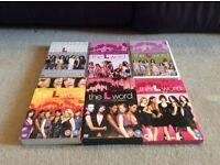 The L Word DVD box sets