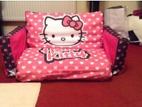 Hello Kitty Sofa Bed