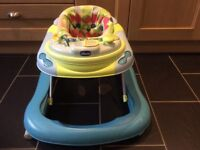 Chicco Baby walker with activity centre