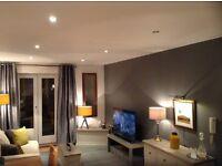 En-suite, executive double room in city centre