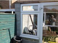 Double glazed windows