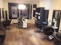 7 styling station hairdressing furniture for sale